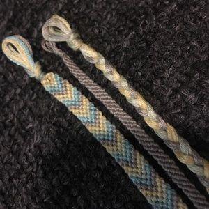 Handmade Friendship Bracelet Set